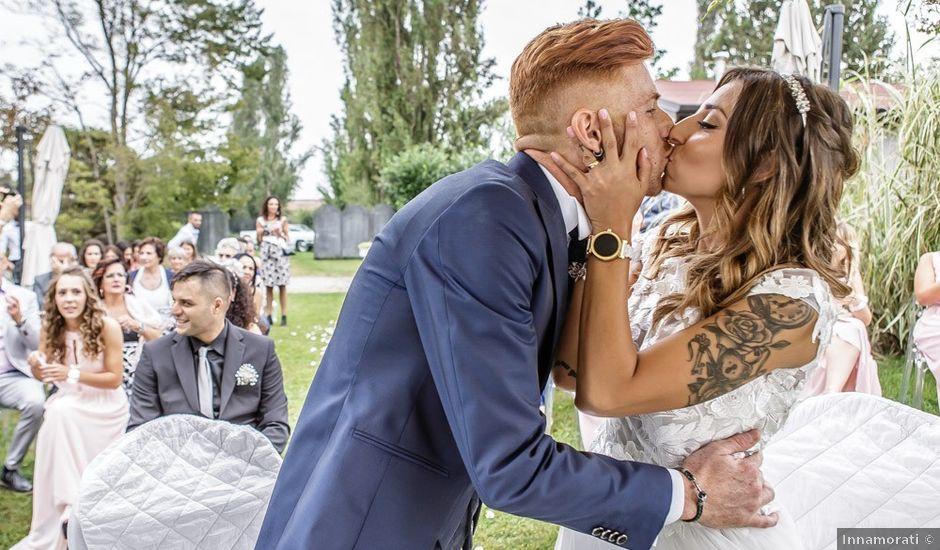 Il matrimonio di Luca e Elisa a Castrezzato, Brescia