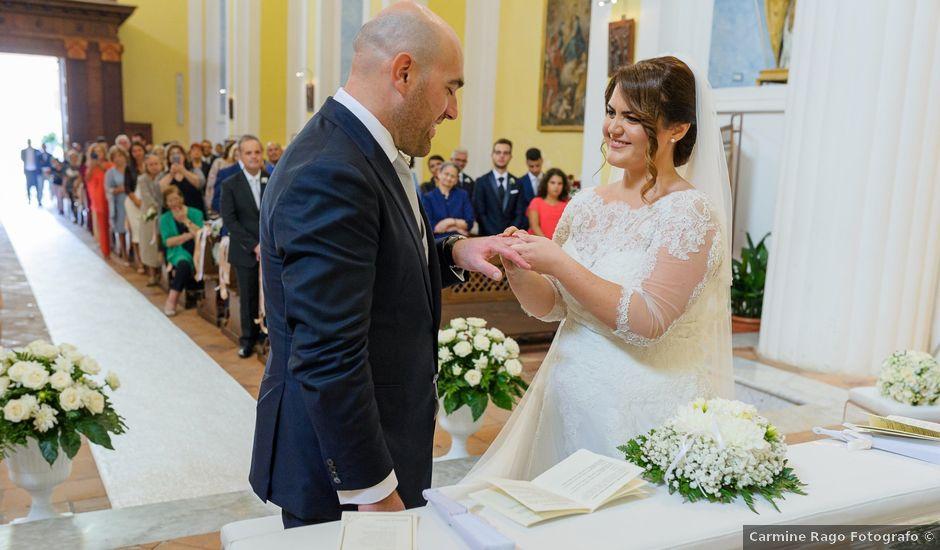 Il matrimonio di Giovanni e Francesca a Giffoni Sei Casali, Salerno