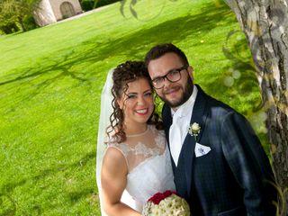 Le nozze di Irene e Giordano