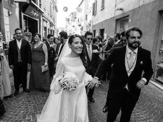 Le nozze di Francesca  e Pablo