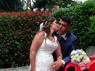 Le nozze di Rossana e Franco