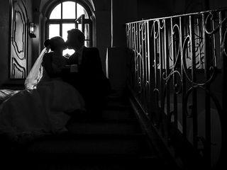 Le nozze di Claudia e Urs