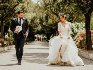 Le nozze di Fiorenza e Marco
