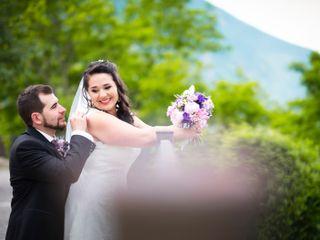 Le nozze di Sorina e Davide