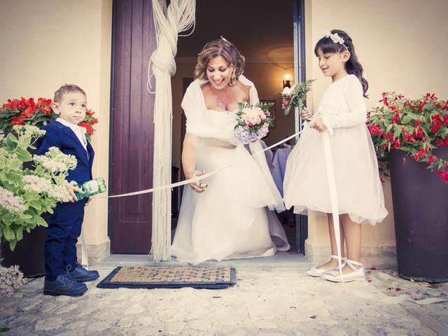 Il matrimonio di Roberto e Ilaria a Montefalco, Perugia 8
