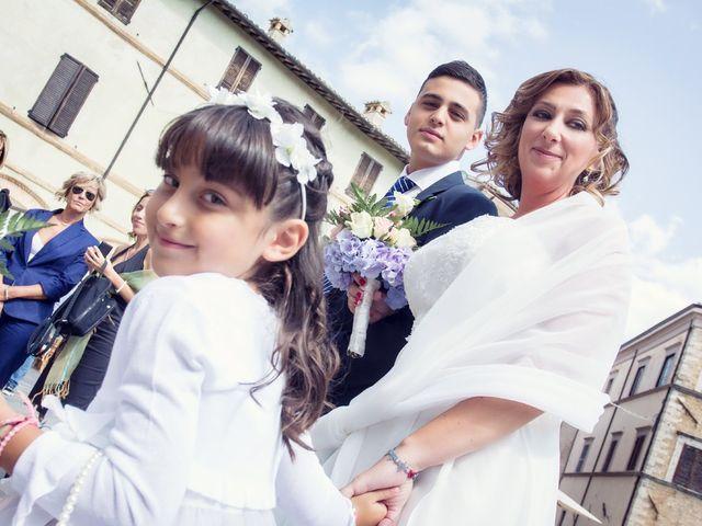 Il matrimonio di Roberto e Ilaria a Montefalco, Perugia 10