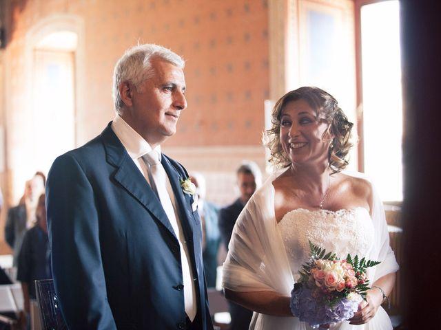 Il matrimonio di Roberto e Ilaria a Montefalco, Perugia 11