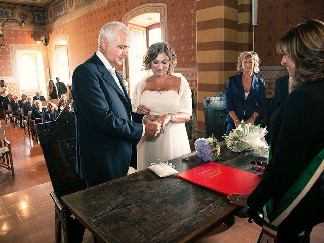 Il matrimonio di Roberto e Ilaria a Montefalco, Perugia 13
