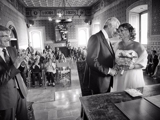 Il matrimonio di Roberto e Ilaria a Montefalco, Perugia 14