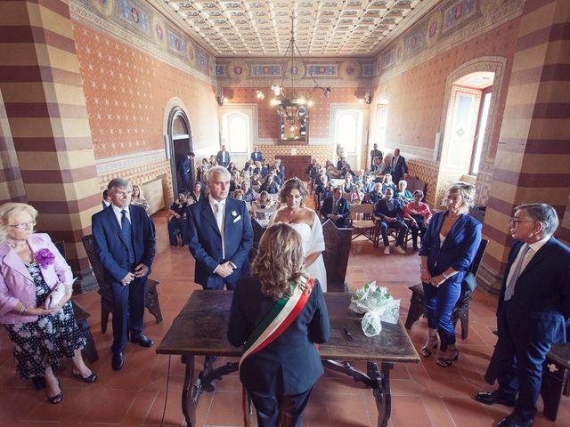 Il matrimonio di Roberto e Ilaria a Montefalco, Perugia 15
