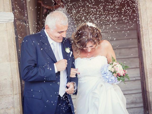 Il matrimonio di Roberto e Ilaria a Montefalco, Perugia 17