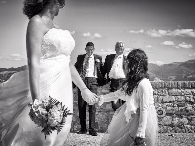 Il matrimonio di Roberto e Ilaria a Montefalco, Perugia 18