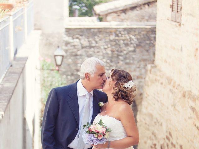 Il matrimonio di Roberto e Ilaria a Montefalco, Perugia 19