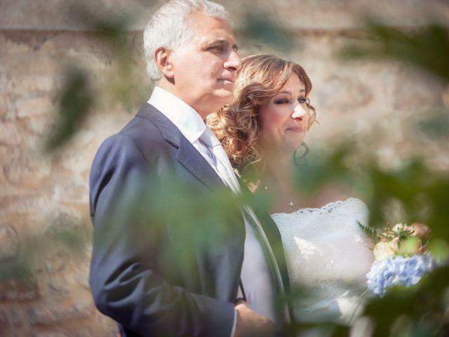Il matrimonio di Roberto e Ilaria a Montefalco, Perugia 20