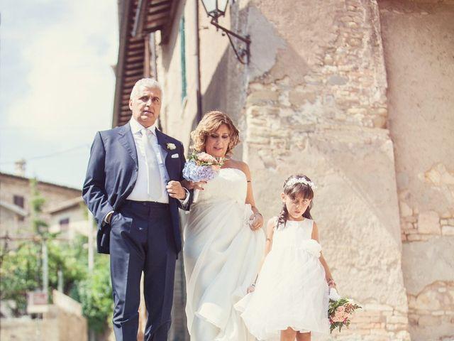 Il matrimonio di Roberto e Ilaria a Montefalco, Perugia 22