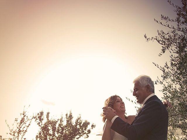 Il matrimonio di Roberto e Ilaria a Montefalco, Perugia 31