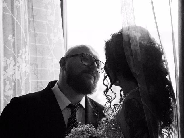 Il matrimonio di Claudio e Lata a Manoppello, Pescara 4
