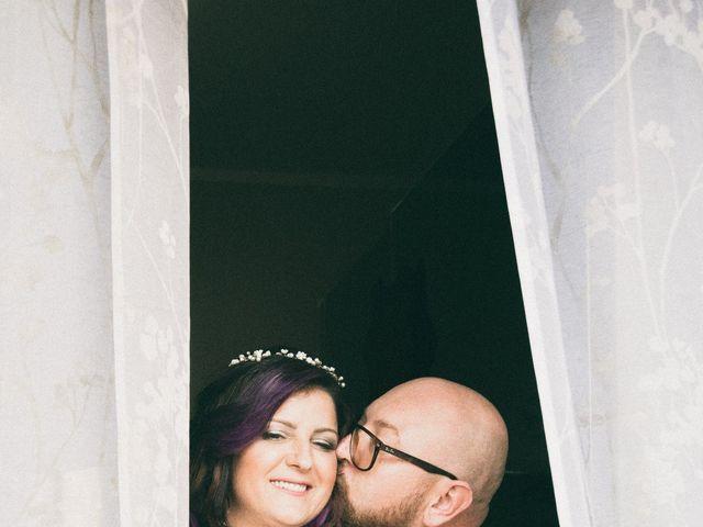 Il matrimonio di Claudio e Lata a Manoppello, Pescara 9