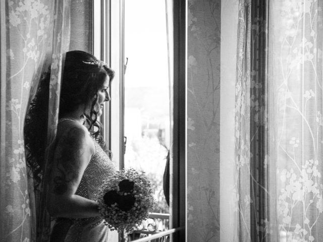 Il matrimonio di Claudio e Lata a Manoppello, Pescara 11