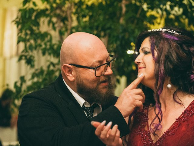 Il matrimonio di Claudio e Lata a Manoppello, Pescara 22