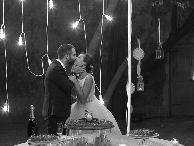 le nozze di Ayelen e Francesco