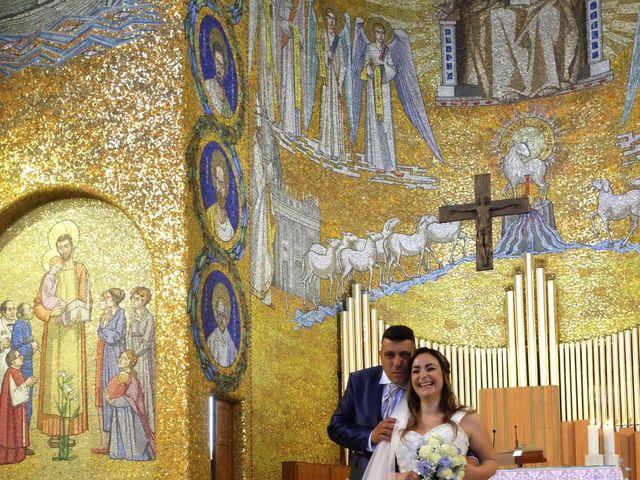 Il matrimonio di Franco e Rossana a Monza, Monza e Brianza 13