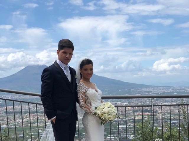 Il matrimonio di Vincenzo e Anna  a Lettere, Napoli 1