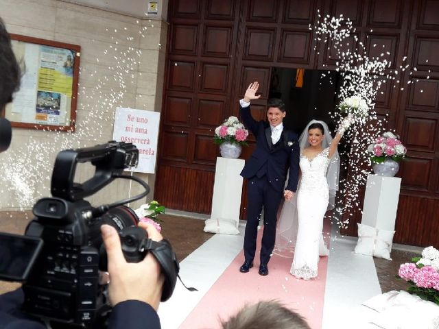 Il matrimonio di Vincenzo e Anna  a Lettere, Napoli 2