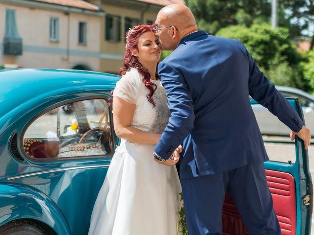 Il matrimonio di Stefano e Debora a Olgiate Olona, Varese 10