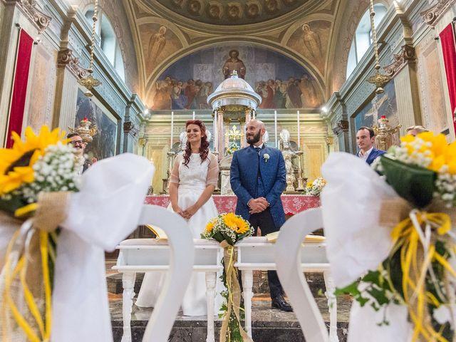 Il matrimonio di Stefano e Debora a Olgiate Olona, Varese 15