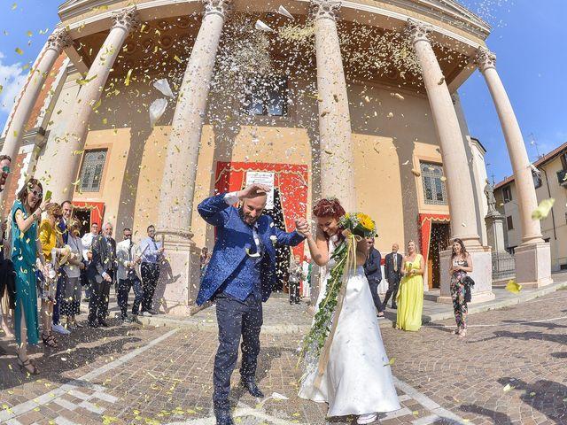 Il matrimonio di Stefano e Debora a Olgiate Olona, Varese 17