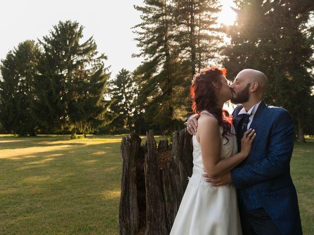 Il matrimonio di Stefano e Debora a Olgiate Olona, Varese 20
