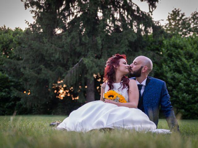 Il matrimonio di Stefano e Debora a Olgiate Olona, Varese 22