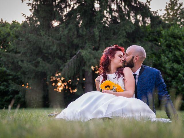 Il matrimonio di Stefano e Debora a Olgiate Olona, Varese 23