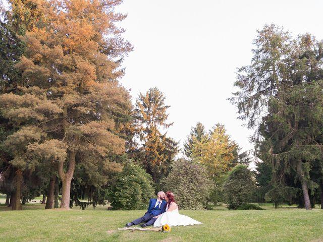 Il matrimonio di Stefano e Debora a Olgiate Olona, Varese 24