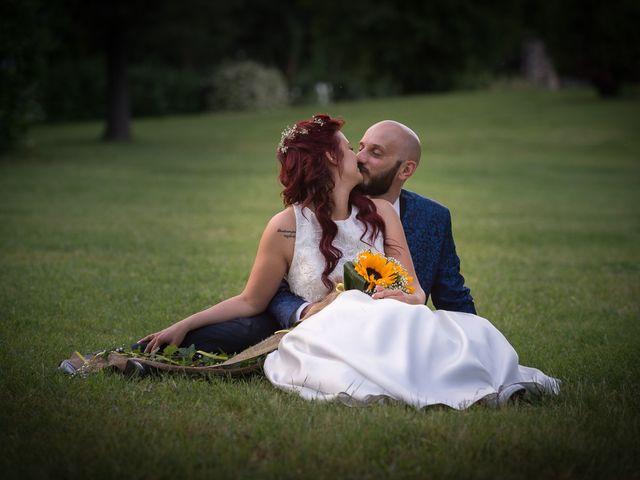 Il matrimonio di Stefano e Debora a Olgiate Olona, Varese 25