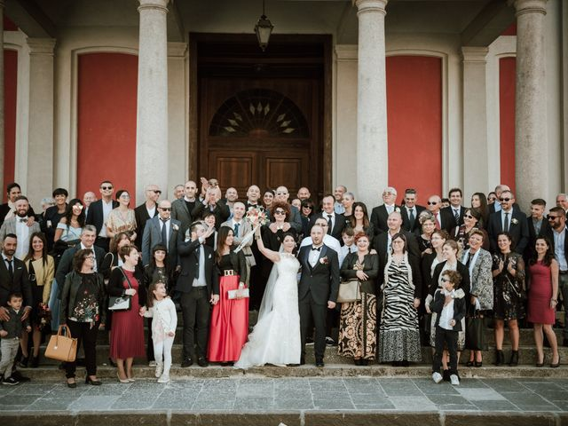 Il matrimonio di Matteo e Elisa a Codogno, Lodi 25