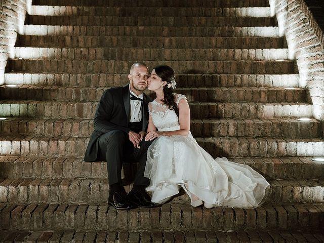 Il matrimonio di Matteo e Elisa a Codogno, Lodi 50
