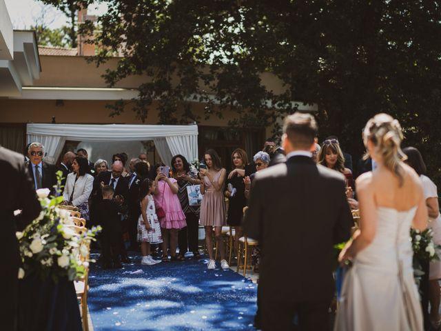 Il matrimonio di Valentina e Massimo a Roma, Roma 30