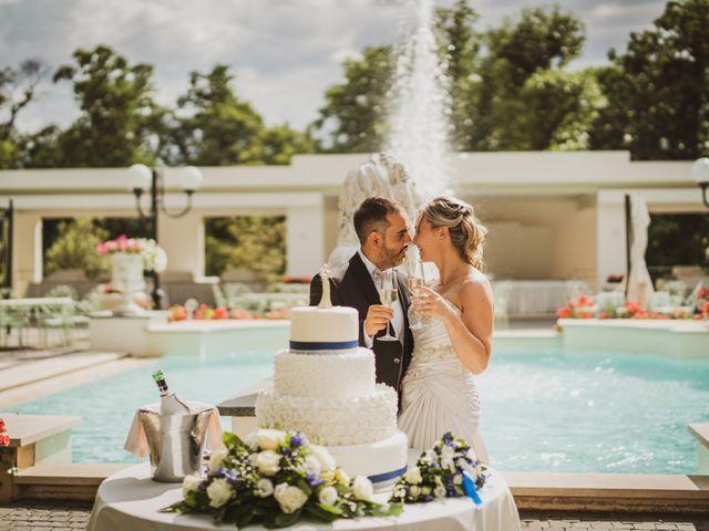Il matrimonio di Valentina e Massimo a Roma, Roma 42