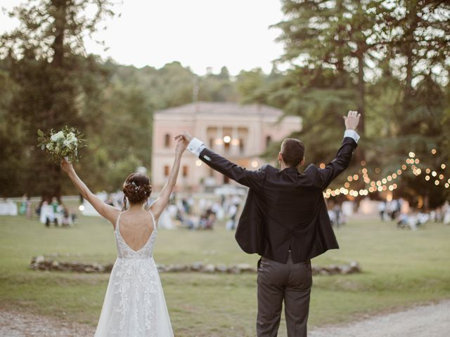 Le nozze di Linda e Umberto