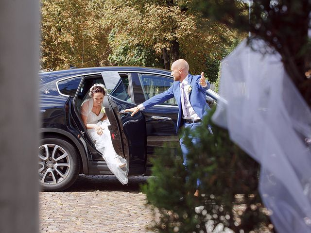 Il matrimonio di Federica e Alessandro a Osio Sotto, Bergamo 25