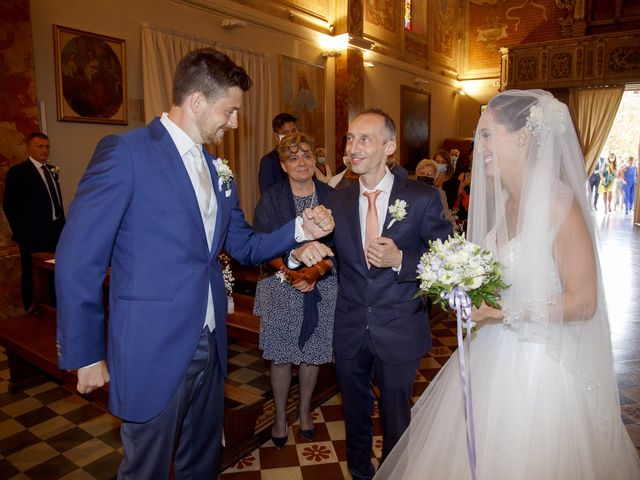 Il matrimonio di Federica e Alessandro a Osio Sotto, Bergamo 26