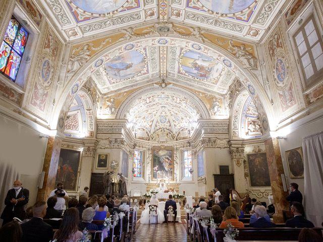 Il matrimonio di Federica e Alessandro a Osio Sotto, Bergamo 28
