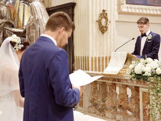 Il matrimonio di Federica e Alessandro a Osio Sotto, Bergamo 32