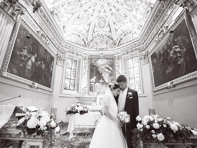 Il matrimonio di Federica e Alessandro a Osio Sotto, Bergamo 33