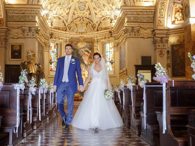 Il matrimonio di Federica e Alessandro a Osio Sotto, Bergamo 35