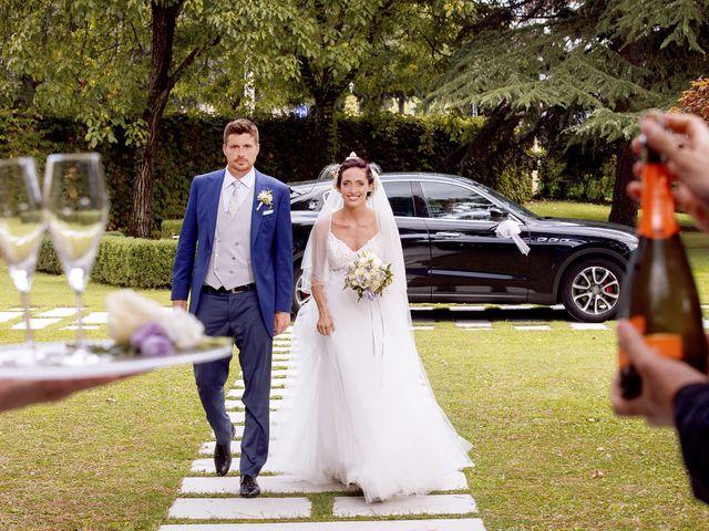 Il matrimonio di Federica e Alessandro a Osio Sotto, Bergamo 43