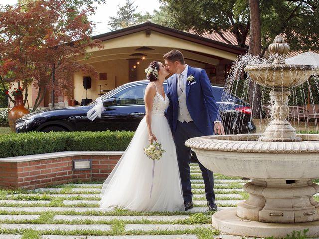 Il matrimonio di Federica e Alessandro a Osio Sotto, Bergamo 49