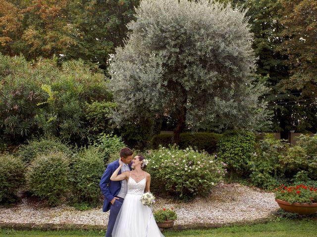 Il matrimonio di Federica e Alessandro a Osio Sotto, Bergamo 54